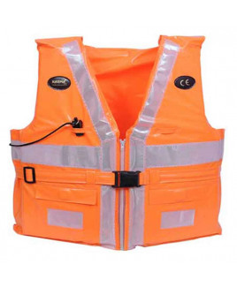 Karma Art Big Sports Life Jacket-KA-108