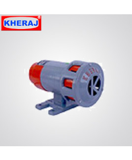 Kheraj Horizontal Single Mounting Battery Operated Siren-B-100