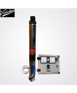 Kirloskar Single Phase 1 HP Borewell Pump-KP4 JALRAAJ-1008S-CP