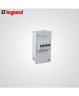 Legrand One Way 4 Module FP Enclosure-6078 84