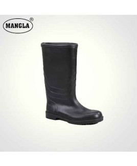 Mangla Size 9 Tiger Plain Toe Gum Boot