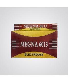 Megna 4x450 mm Mild Steel Welding Rod-MEGNA-6013