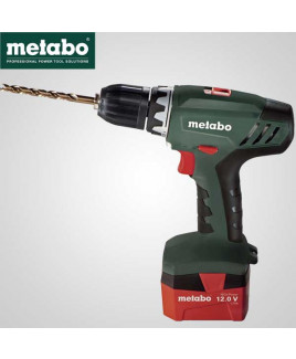 Metabo Cordless Drill-BS 12 NiCd