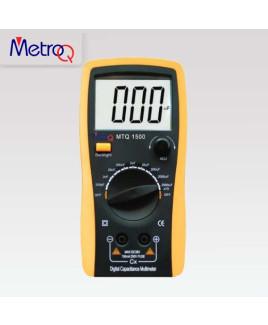 MetroQ Digital LCD Capacitance Meter - MTQ1500