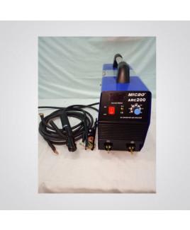 Micro Single Phase 200Amp MMA Inverter-ARC 200B