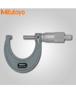 Mitutoyo 25-50mm Outside Micrometer - 103-138