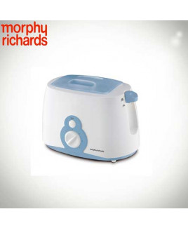 Morphy Richards 800W 2 Slice AT-202 Pop-up Toaster-370046