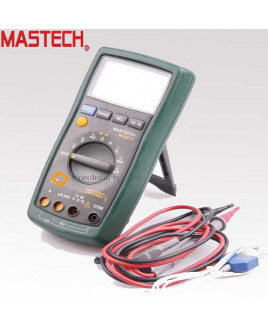 Mastech Digital LCD Multimeter - MS 8217