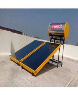Nandi FPC Type 200 LPD Solar Water Heater (Pack of-4)