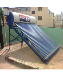 Nandi ETC Type 500 LPD Solar Water Heater (Pack of-7)