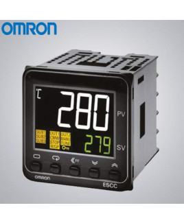 Omron 48X48 mm Temperature Controller-E5CC-RX2DSM-800