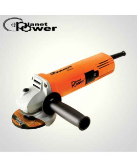 Planet Power  100 mm Wheel Dia. Angle Grinder-PG 1005