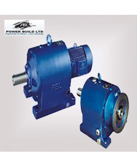 PBL A Series 1.5 HP Foot Mounted Gear Box-H 150 H1.1