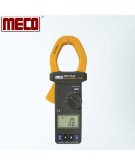 Meco Digital LCD Power Harmonics & Leakage Tester-PHT4545