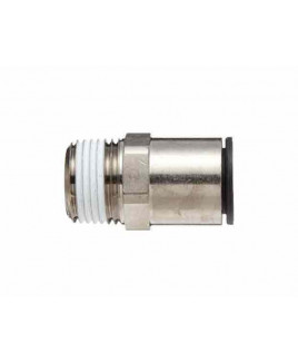 "Parker 8X1/4"" Straight Connector-F3NCMB8-1/4"