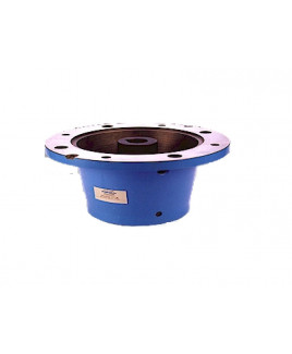 Polyhydron 2 HP Bell Housing-1500BHB1-2-PVR1T