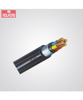 Polycab 6 mm² 3 Core Copper Unarmoured Cable (Pack of-100 m)-SISLV3X610345