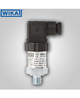 Wika Pressure Switch 0.5-8 Bar - PSM02