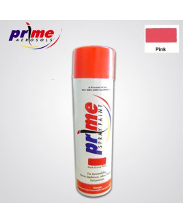 Prime Aerosol Pink All Purpose Spray Paint-Pack Of 25
