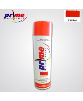Prime Aerosol P O Red All Purpose Spray Paint-Pack Of 25