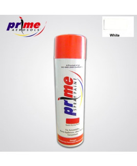 Prime Aerosol White All Purpose Spray Paint-Pack Of 25