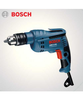 Bosch 600 watt Single Speed Drill-GBM 13 RE