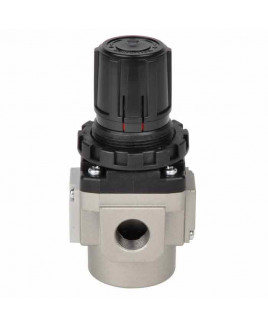 "SMC 1/2"" 5000LPM Air Regulator-AR4000-04"