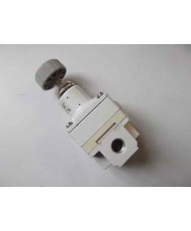 """SMC 1/8"""" 400LPM Air Regulator-IR1020-01BG1"""
