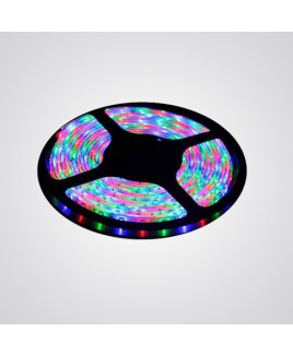 Ryna Multi Colour LED Strip Light With LED Driver-5 Meters (Non/Without Water Proof)-Pack Of 1