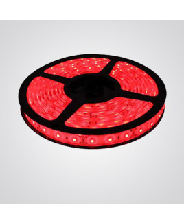 Ryna Red Colour LED Strip Light  With LED Driver-5 Meters (Non/Without Water Proof)-Pack Of 1