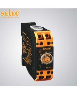 Selec Din Rail Timer 800 Series-800SD-2-110