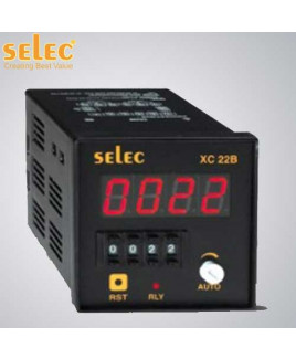 Selec Counter-XC22B-4-AR-M1-110