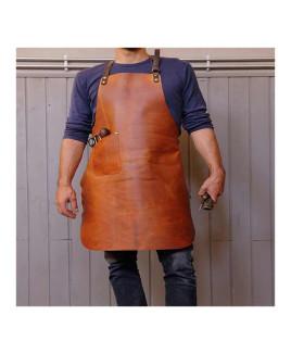 Shiva Leather Apron