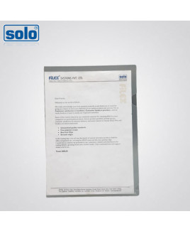 Solo A4 Size Clear Holder-LF 101