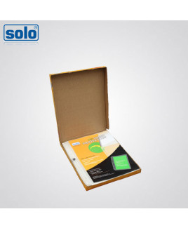 Solo A4 Size Sheet Protector With Topnotch Pocket-SP 201