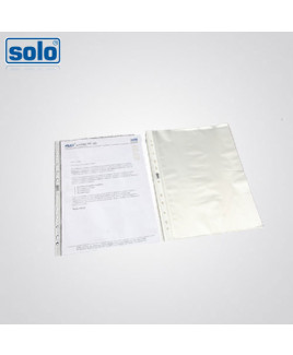 Solo A4 Size 11-Hole Sheet Protector-SP 101