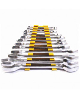 Stanley Double Open End Spanner Set-70-380E