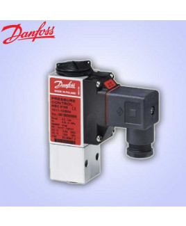Danfoss Block Type Compact Pressure Switch 25-250 Bar - 061B500166