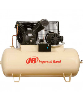 Ingersoll Rand 3HP Two Stage Electric Driven Air Compressor-2340-F3