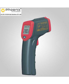 Phoenix  Dual Laser Infrared Thermometer (-50)-550°C-HT826