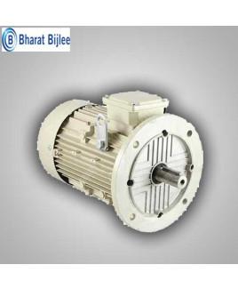 Bharat Bijlee Three Phase 0.75 HP 2 Pole AC Induction Motor-2H071233