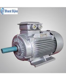 Bharat Bijlee Three Phase 1 HP 4 Pole AC Induction Motor-2H080453