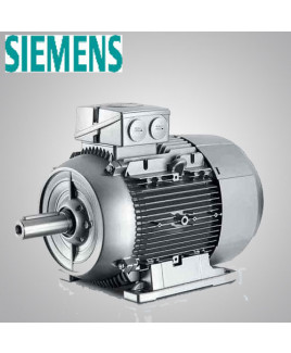 Siemens Three Phase 5HP 2 Pole AC Induction Motor-1SE0 107-2NA80