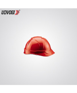 Udyogi 4 Point Textile Suspension With Slipfit Adjustment Helmet-8000 L
