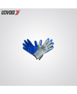 Udyogi Poly Cotton Knitted Gloves-CRC-1010A