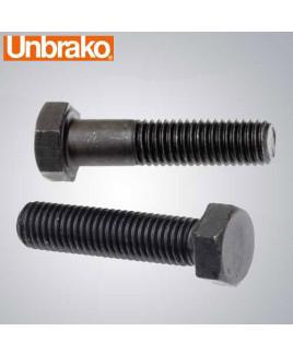 """Unbrako 1""""X3"""" Hex Head Bolt-Pack of 10"""