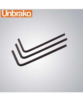 Unbrako 6mm Hexagon Wrench (Pack Of 50)