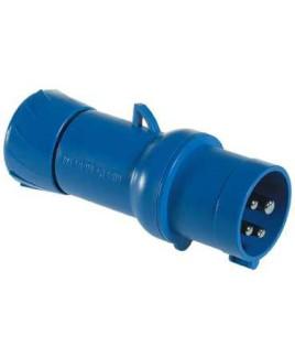 Schneider 32A 2P+E Wander Plug-PKE32M423