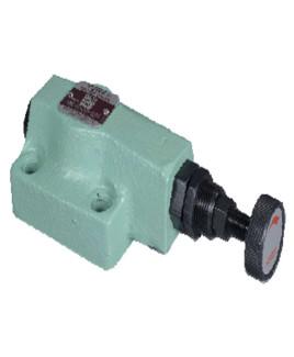 Yuken 2 mm 20 LPM Pressure Control Valve-YBT-02-F