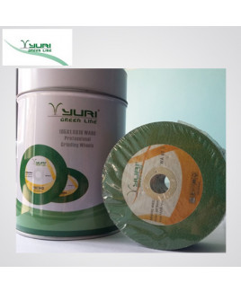 Yuri Greenline 4 Inch Cut Off Wheel (Pack Of 100)
